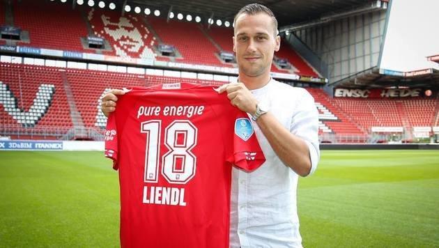 Michael Liendl unterschrieb bei Twente Enschede (Bild: Twente Enschede)