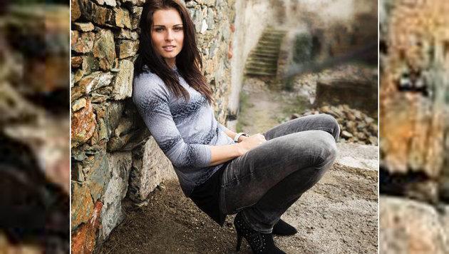 Ski-Star Anna Veith scheint den Sommer zu genießen - ein tolles Foto! (Bild: facebook.com)