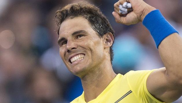 Gegen alle Zweifel: Nadal kehrt auf Thron zurück (Bild: AP)