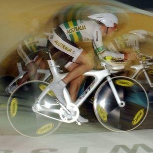 Mit nur 39! Bahn-Olympiasieger Wooldridge ist tot! (Bild: dpa/dpaweb)