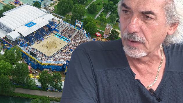 Kleinmann geht auf Kärntner Landeshauptmann los (Bild: APA/EXPA/GERT STEINTHALER, krone.tv)