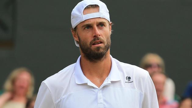Marach wettert nach Pleite gegen ATP und Referee (Bild: GEPA)