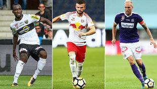 LIVETICKER: Altach, Salzburg & Austria im Play-off (Bild: GEPA)