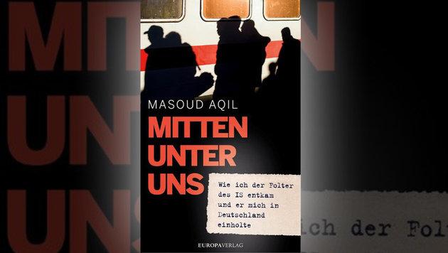 """""""Mitten unter uns"""" erscheint am 28. August im Europa Verlag (256 Seiten, € 19,50). (Bild: Europa Verlag)"""