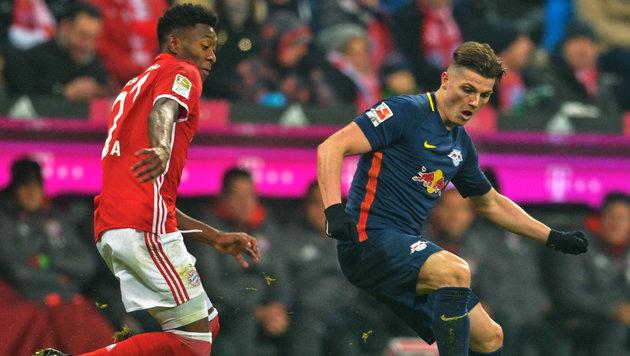 Cup-Kracher! RB Leipzig trifft auf die Bayern (Bild: GEPA)