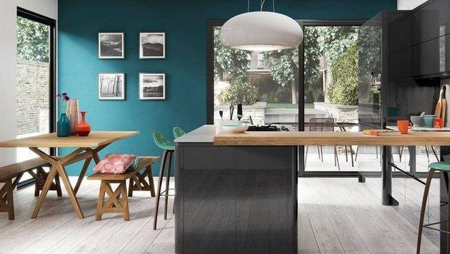 aktuelle k chentrends f r jeden geschmack schauk che. Black Bedroom Furniture Sets. Home Design Ideas