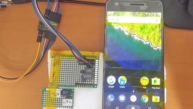 Bei Displaytausch kann das Handy zur Wanze werden (Bild: YouTube.com/CyberHSx)