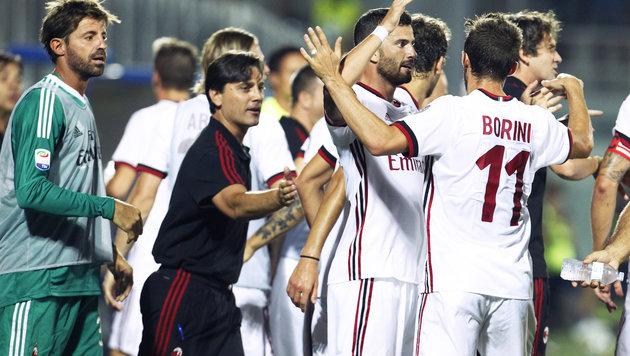 Milan überholt PSG! Schon 240 Millionen investiert (Bild: AFP)