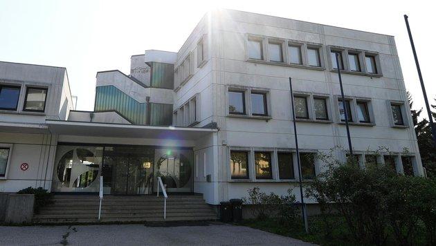 Die betroffene Islamschule in Wien-Liesing (Bild: APA/HELMUT FOHRINGER)
