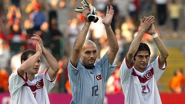 Ex-Teamgoalie Catkic in der Türkei verhaftet (Bild: AFP)