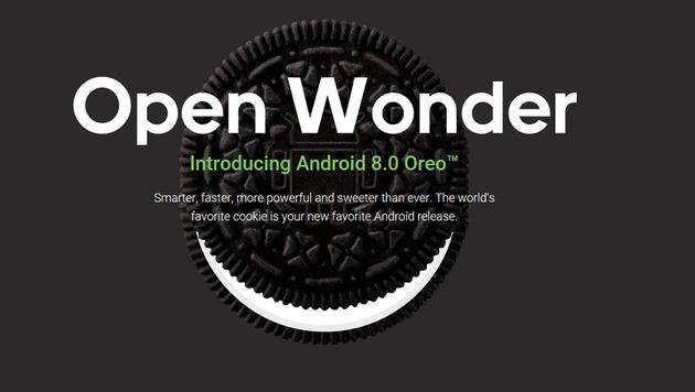 Google veröffentlicht neue Android-Version Oreo (Bild: android.com)