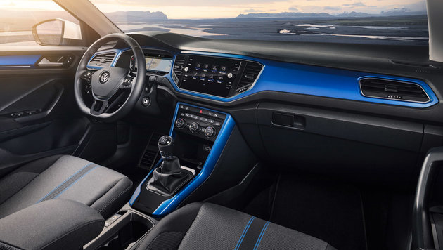 Volkswagen Crossover-SUV T-Roc