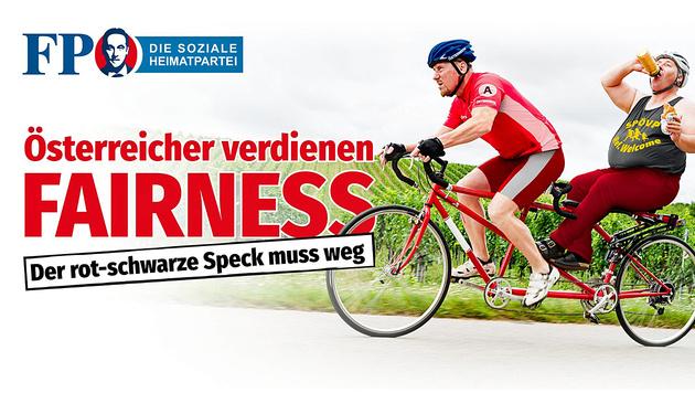 """Auftakt für Straches """"Duell gegen Rot-Schwarz"""" (Bild: Twitter.com)"""