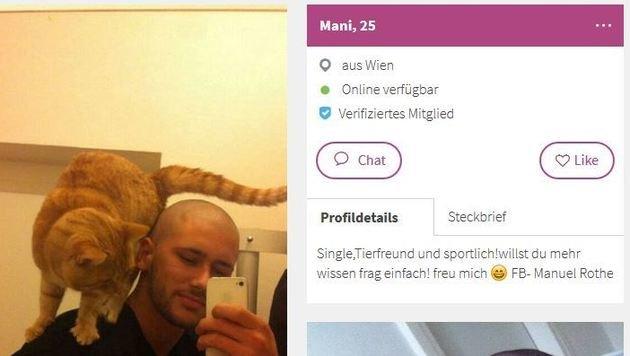 """""""Die lustigsten Online-Dating-Profile der Wiener (Bild: Lovoo.com)"""""""