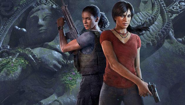 """""""The Lost Legacy"""": Frauen-Power für die PS4 (Bild: Sony)"""