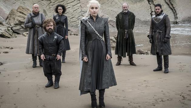 """So fit sind die Stars von """"Game of Thrones"""" (Bild: AP/ HBO)"""