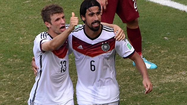 Nach Bank-Frust: DFB-Star kann Müller verstehen (Bild: AFP)