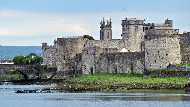 King John's Castle in Limerick (Bild: stock.adobe.com)