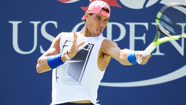 Darum wird Rafael Nadal zur Schwulen-Ikone! (Bild: GEPA)