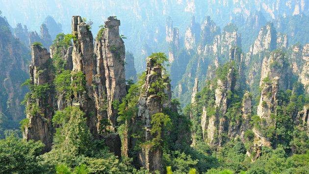 Im Land der Hallelujah-Berge (Bild: wusuowei/stock.adobe.com)