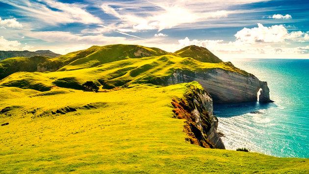 An Irlands Küste (Bild: stock.adobe.com)