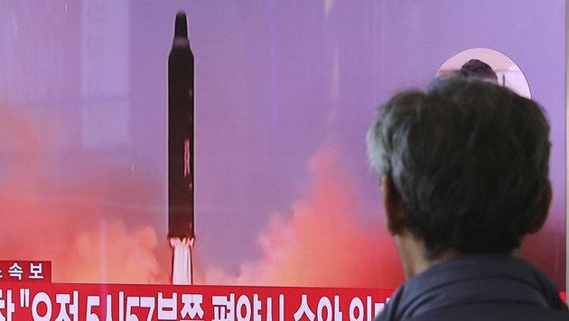Nordkorea-Streit: Euro wieder über 1,20 US-Dollar (Bild: AP)