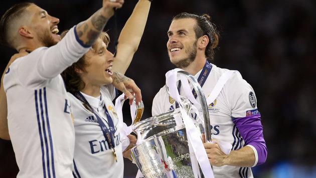 Wales-Star Bale: In Madrid nicht unumstritten (Bild: GEPA)