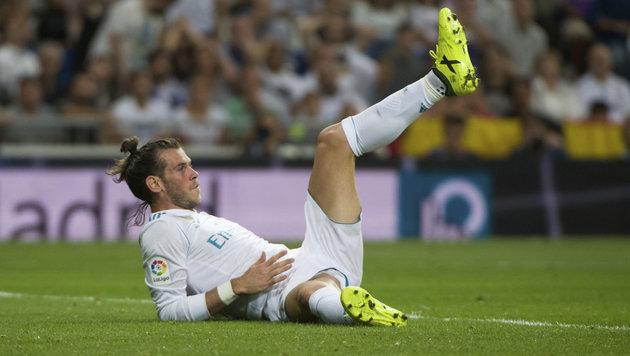 Wales-Star Bale: In Madrid nicht unumstritten (Bild: AFP)