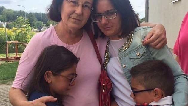 Walding: Flüchtlingsfamilie wird nicht abgeschoben (Bild: facebook.com)