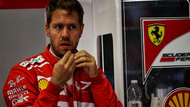 Vettel: Mit Ferrari zurück auf Schumacher-Level! (Bild: GEPA)