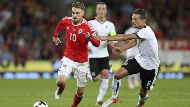 """Wales-""""Bubi"""" schießt Österreich aus der WM-Quali (Bild: PA Wire)"""
