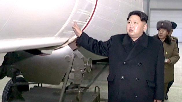 """Nordkorea wertet UN-Sanktionen als """"Provokation"""" (Bild: AFP)"""