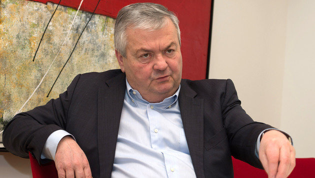 Johann Kalliauer, Präsident der Arbeiterkammer Oberösterreich (Bild: APA/FOTOKERSCHI.AT)