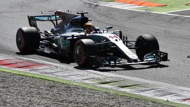 """Hamilton über Rosberg: """"Wir waren nie Freunde!"""" (Bild: AFP)"""