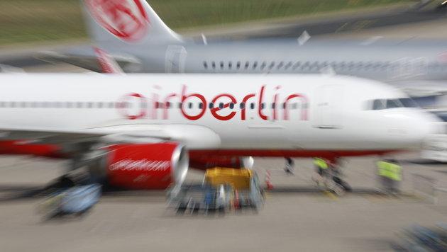 Air Berlin: EU genehmigt Millionenkredit (Bild: AFP)