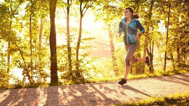 Starten Sie zum Herbstlauf! (Bild: baranq/stock.adobe.com)