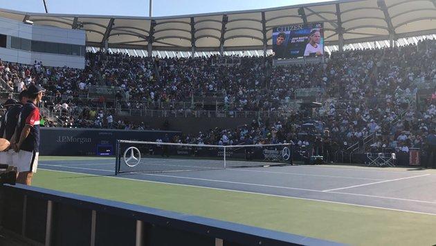 Thiems bitterste Pleite: Fünfsatz-Aus bei US Open (Bild: krone)
