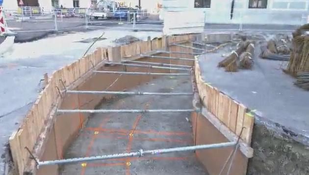 """""""Ob man stoppt oder nicht, die Mauer war sinnlos!"""" (Bild: krone.tv)"""