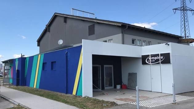"""""""Empire schlägt zurück: Neuer Club öffnet die Tore (Bild: EMPIRE Wr Neustadt)"""""""
