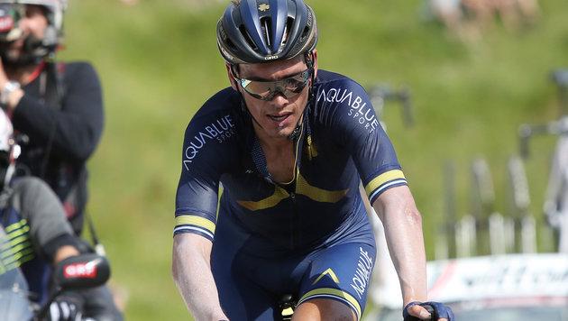 Irre! Stefan Denifl gewinnt die 17. Vuelta-Etappe (Bild: GEPA)