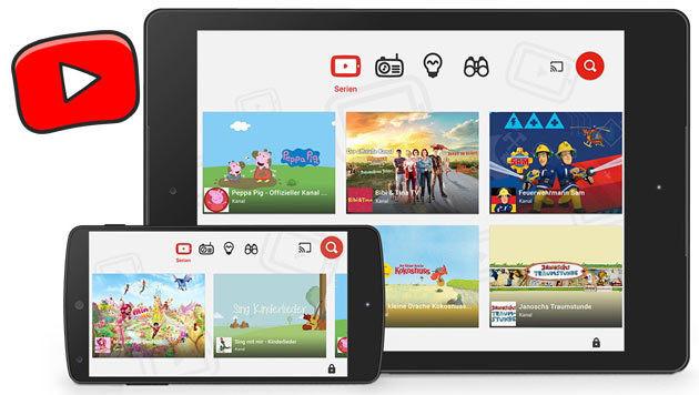 """""""YouTube Kids"""": Sichere Videos für die Kleinen (Bild: Google)"""