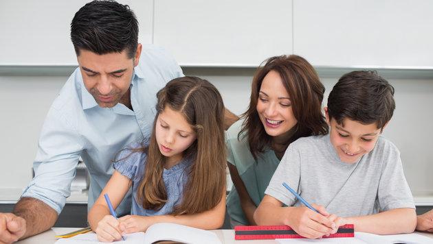 Wie Kinder effektiv lernen (Bild: thinkstockphotos.de)