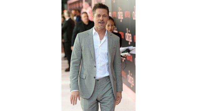 Brad Pitt (Bild: www.PPS.at)