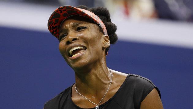 US-Open-Finale verpasst! Williams verliert Krimi (Bild: AP)