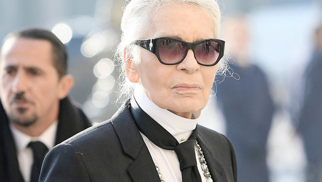 Karl Lagerfeld (Bild: Visual Press Agency/face to face)