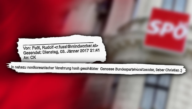 Geheimpapiere: So peinlich kann ein Wahlkampf sein (Bild: APA/ROLAND SCHLAGER, krone.at-Grafik)