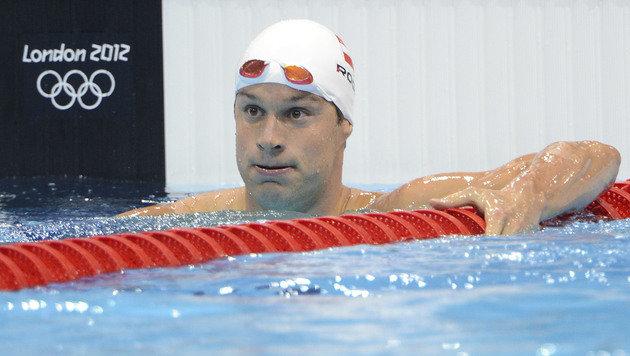 Rogan bei der Olympiade 2012 in London (Bild: APA/HELMUT FOHRINGER)