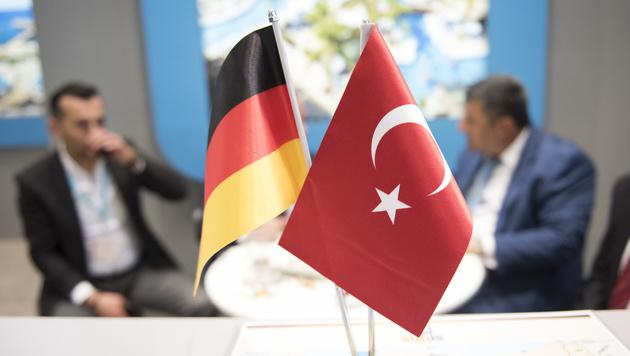 D: So viele türkische Asylanträge wie noch nie (Bild: AFP)