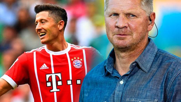 Ex-Kapitän Effenberg rät Bayern zu hartem Schritt (Bild: AFP, krone.at-Grafik)