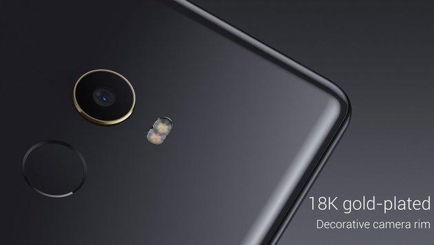Xiaomi Mi Mix 2: China-Handy mit Randlos-Display (Bild: Xiaomi)